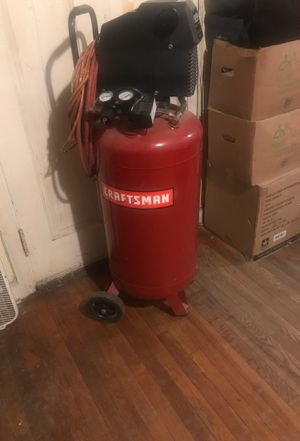 Craftsman Air compressor for Sale in Washington, DC