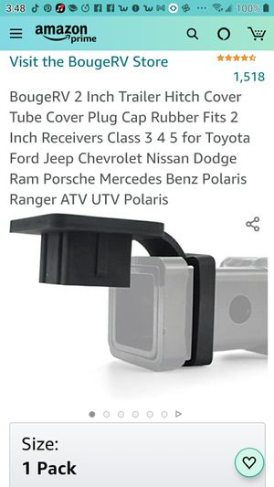 Trailer hitch covers for Sale in Las Vegas, NV