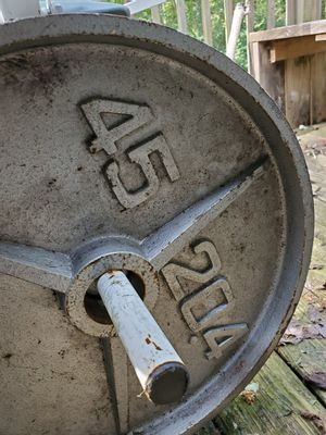 Weights and bench for Sale in Bunn, NC