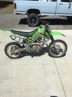 Kawasaki klx 140 for Sale in Apex, NC
