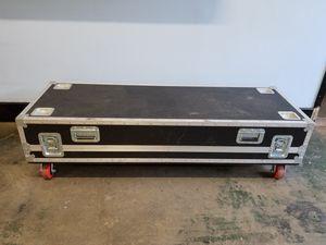 Pro audio equipment armando cases 67x 22x12 large case for Sale in Hawthorne, CA