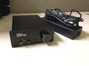 T-class digital amplifier, 2x50W for Sale in Virginia Beach, VA
