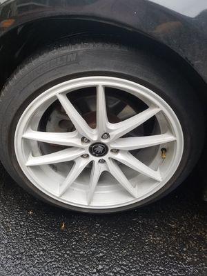 17in wheels, rims rines for Sale in Ashburn, VA