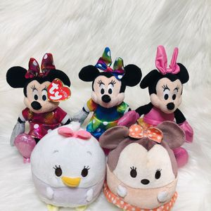 Minnie Mouse Plush Lot for Sale in Largo, FL