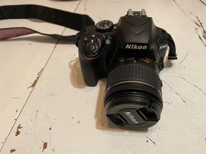 Nikon D3400 for Sale in Renton, WA