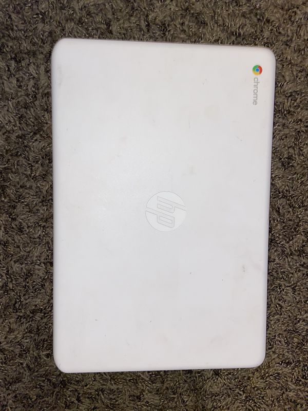 Chrome book laptop (hp)