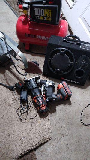 Drill trimax serra conversor for Sale in Milford, MA