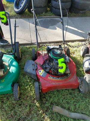 6 Mowers All for $100 for Sale in Wichita, KS
