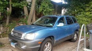 2003 Hyundai Santa Fe 3.5 for Sale in Waterbury, CT