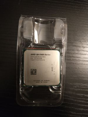 AMD A6-5400K Trinity Dual-Core 3.6 GHz APU for Sale in Queens, NY