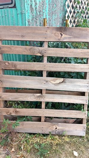 40x48 wood pallets for Sale in Velva, ND
