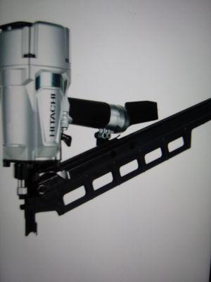 Hitatchi framing nail gun for Sale in Seattle, WA