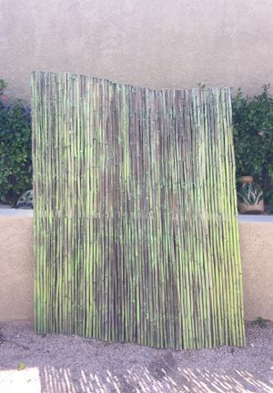 Bamboo wall cover for Sale in Las Vegas, NV