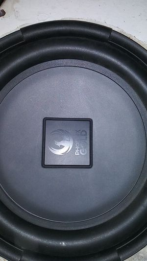 "Phx Gold 12"" Subwoofer for Sale in Oro Valley, AZ"