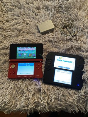 Nintendo 3ds XL and 2ds with 12 games for Sale in Warwick, RI