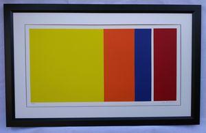 Jay Rosenblum Groove Framed Ltd Serigraph for Sale in Hollywood, FL