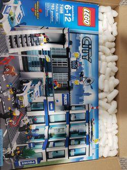 Lego 7498 Police Station for Sale in Alexandria,  VA
