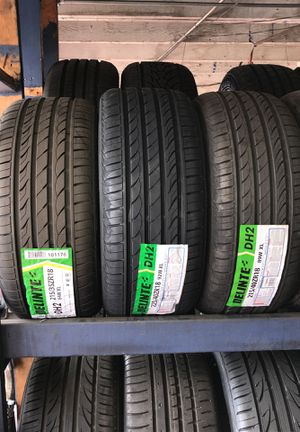 A4A TIRE COMPANY NEW TIRES AND WHEELS for Sale in San Diego, CA