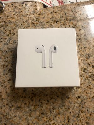 Brand new Apple AirPods with wireless charging case for Sale in Oceanside, CA