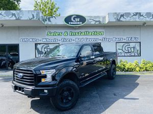 2016 Ford F-150 for Sale in Jacksonville, FL