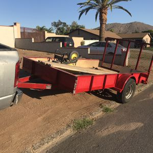 Hauler Trailer for Sale in San Bernardino, CA