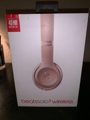 Beats Solo 3 Wireless for Sale in Deerfield Beach, FL