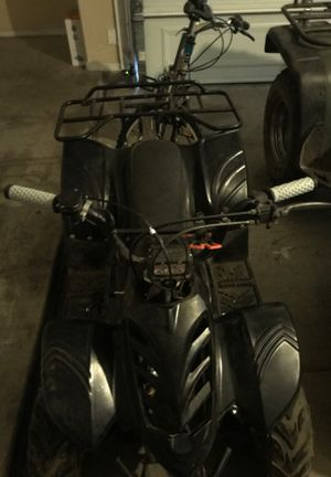 Motercycle quad 110 cc for Sale in Chandler, AZ