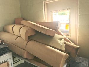 Foam cushioning from a pontoon boat for Sale in Saint Pete Beach, FL