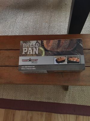 Camp chef bread pan for Sale in St. Louis, MO