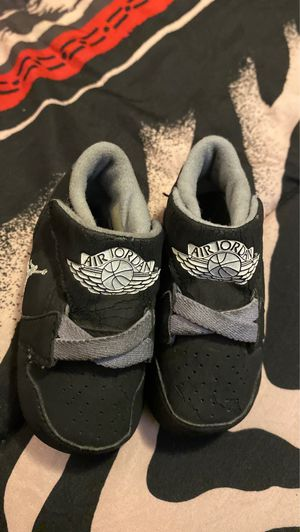 Infant Jordan soft shoe size 2C for Sale in Los Angeles, CA