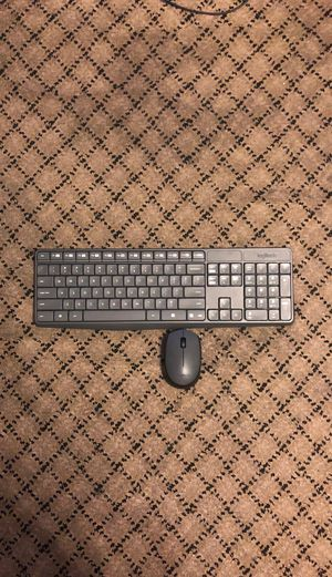 Logitech wireless mouse and keyboard for Sale in Queens, NY