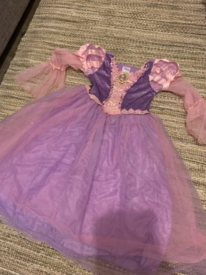 Princess Rapunzel Disney store costume/dress up for Sale in Chicago, IL