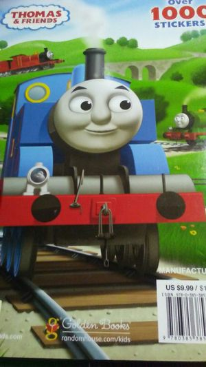 Thomas the Engine Sticker Book for Sale in Chicago, IL