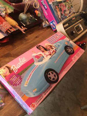2002 Barbie Fab 4 Convertible for Sale in Kalamazoo, MI