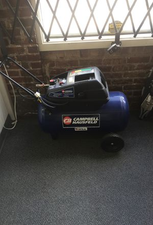 Campbell Hausfield air compressor for Sale in Portland, OR