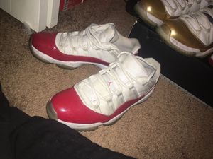Retro Air Jordan Cherry 11's for Sale in Laveen Village, AZ