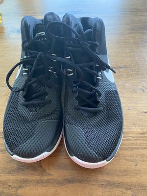 Nike basketball shoes size 9 for Sale in Burnet, TX
