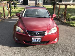 2006 Lexus is250 for Sale in Ruston, WA
