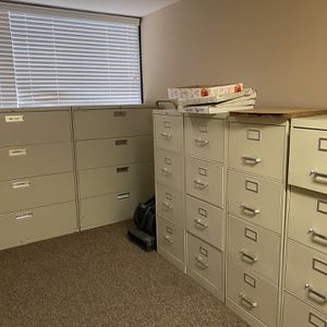 Filing Cabinets for Sale in Fontana, CA
