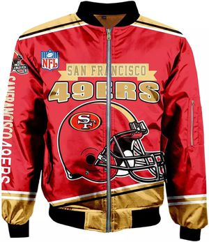 49ERS jackets for Sale in Pine Bluff, AR