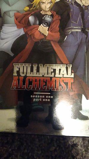 Fullmetal alchemist for Sale in Fresno, CA