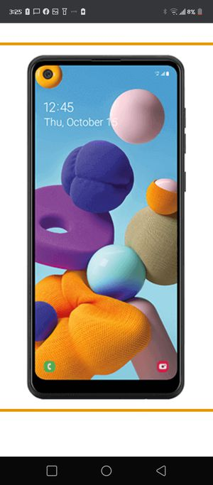 Brand new Samsung Galaxy a21 for Sale in Aurora, CO