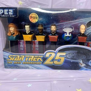 Star Trek The Next Generation 25 Collectors Series Limited for Sale in Los Angeles, CA