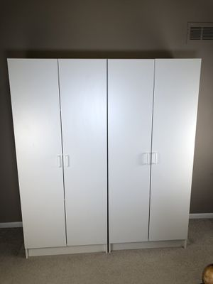Two SPACIOUS Home Office Storage Cabinets for Sale in Northbrook, IL