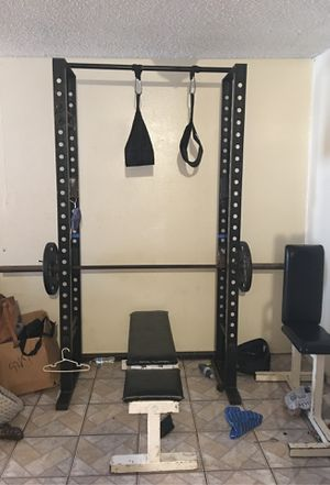 Heavy duty weight set for Sale in Fort Worth, TX