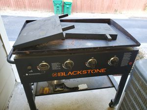 "Blackstone 36"" flat top gas grill. Will trade for Sale in Woodstock, GA"