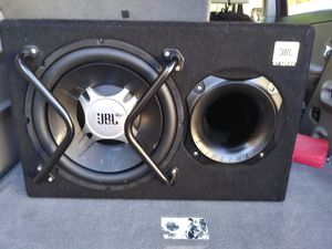 "JBL 12"" Sub + Built in Amp for Sale in Denver, CO"