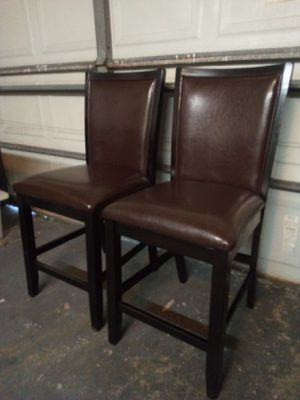 2 Ashley Furniture Barstools Chairs for Sale in Orlando, FL