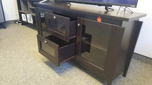 TV Stand up to 70in TVs, Espresso Finish, SKU 29307 for Sale in Santa Ana, CA