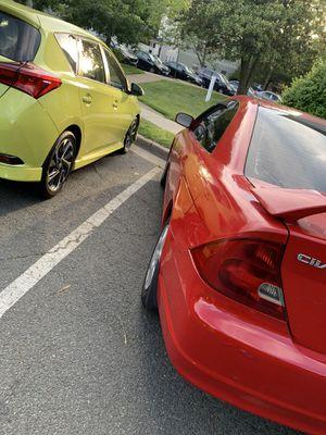 2001 Honda Civic ex for Sale in Alexandria, VA